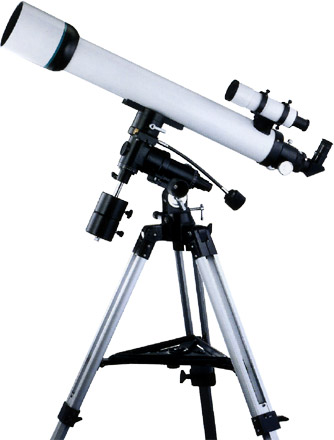 "102mm/4""inch achromatic telescope"